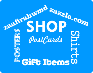 ZaafirahWMD Zazzle Store
